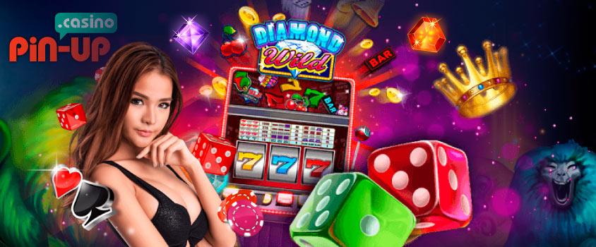 Пинкойны казино Пин Ап